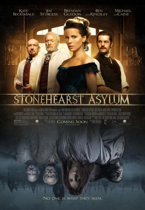 Stonehearst Asylum / წყეულთა სამყოფელი ქართულად смотреть онлайн